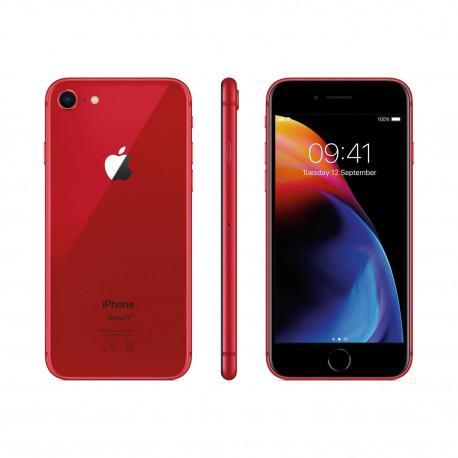 Apple iPhone 8 64GB Red - 3