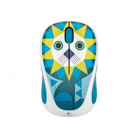 Logitech Wireless mouse M238 Play Collection - Lion