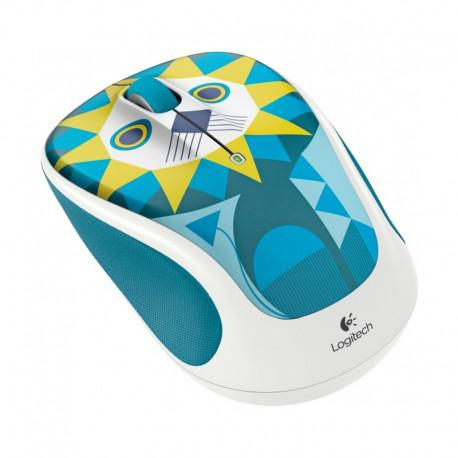 Logitech Wireless mouse M238 Play Collection - Lion - 2