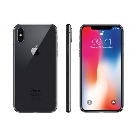 Apple iPhone X 256GB Space Gray - 2