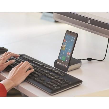 HP Elite X3 + Desk Dock - 3