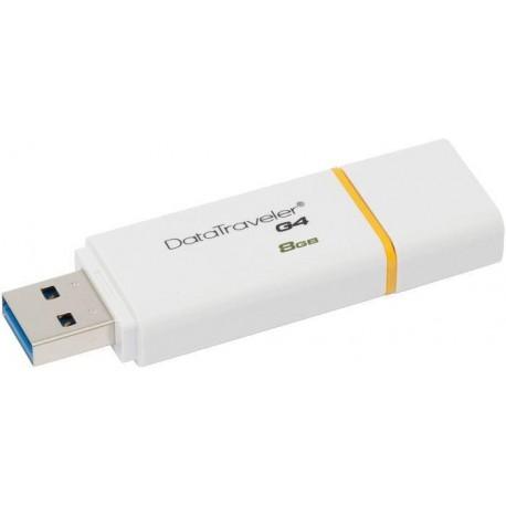 Kingston 8GB DataTraveler G4 USB 3.0 - 2