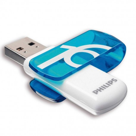 Philips 16GB Vivid Edition USB 2.0 - 2