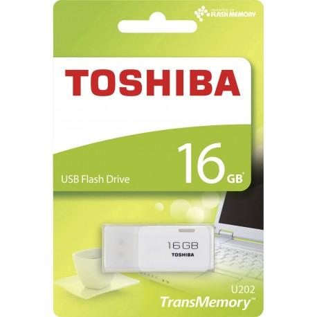 Toshiba 16GB TransMemory U202 USB 2.0 - 3