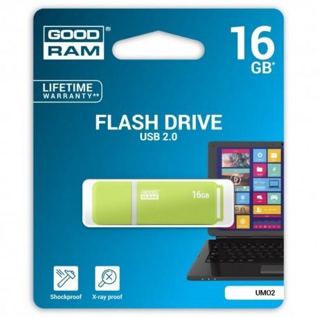 GOODRAM 16GB UMO2 USB 2.0 - 4