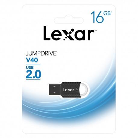 LEXAR 16GB JumpDrive V40 USB 2.0 - 5