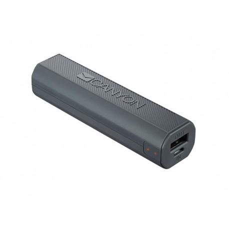 Power Bank Canyon CNE-CPBF26, 2600mAh, USB