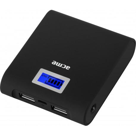 Power Bank ACME PB06, 6000mAh, 2x USB - 2