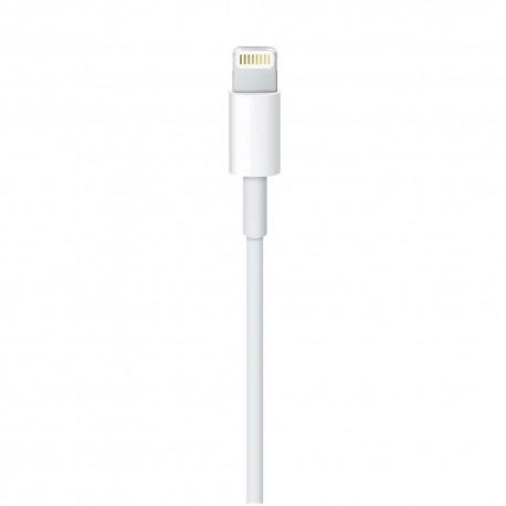Original Apple cable, Lightning, USB, 2.0m, White - 2